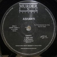 Ashanti – Happy / Call