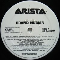 BRAND NUBIAN / COME ON & GET DOWN