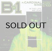 B-1 feat. KOOL G RAP / CARDINAL SINS