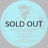 MAESTRO FRESH WES / FINE TUNE DA MIC