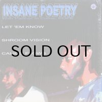 INSANE POETRY / LET 'EM KNOW