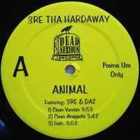 3RE THA HARDWAY / ANIMAL