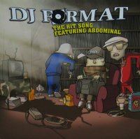 DJ FORMAT / THE HIT SONG feat. ABDOMINAL
