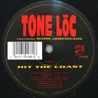 TONE LOC / HIT THE COAST