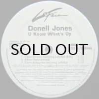 DONELL JONES / U KNOW WHAT'S UP