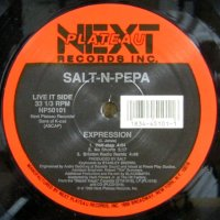 SALT-N-PEPA / EXPRESSION