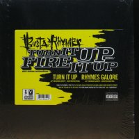 BUSTA RHYMES / TURN IT UP (REMIX)/FIRE IT UP