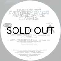 V.A. / EVERYBODY DANCE! REMIXED DANCE CLASSICS