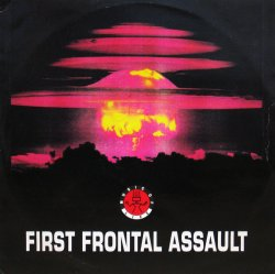 画像1: FIRST FRONTAL ASSAULT / ATOMIC AIRAID
