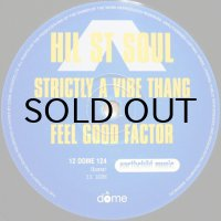 HIL ST SOUL / STRICTLY A VIBE THANG