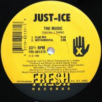 JUST-ICE / THE MUSIC