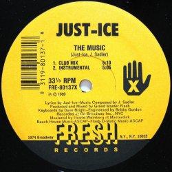 画像1: JUST-ICE / THE MUSIC
