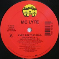 MC LYTE / EYES ARE THE SOUL