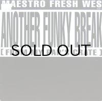 MAESTRO FRESH WES / ANOTHER FUNKY BREAK